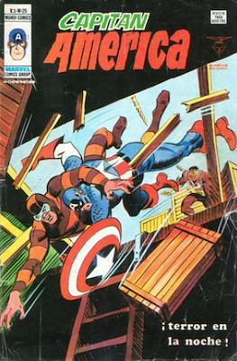 Capitán América Vol. 3 (Grapa) #25