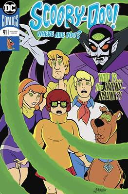 Scooby-Doo! Where Are You? (Comic Book) #91