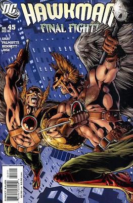 Hawkman Vol. 4 (2002-2006) (Comic book) #45