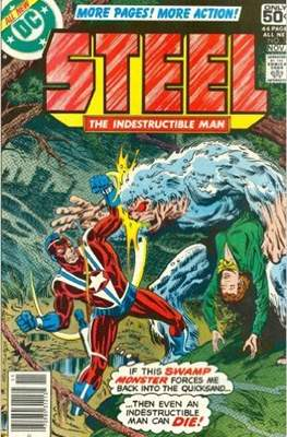 Steel Vol. 1 (Comic Book) #5