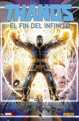 Thanos: El Fin del Infinito - Marvel OGN (Cartoné 112 pp) #