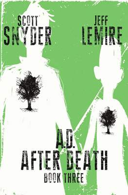 A.D.: After Death (Comic-book) #3