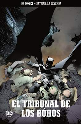 DC Comics - Batman, la leyenda #4