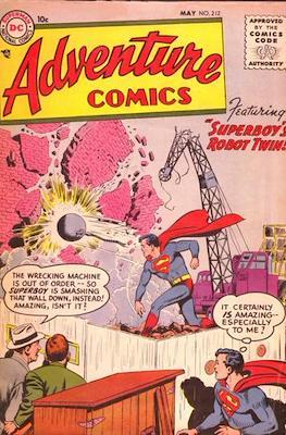 New Comics / New Adventure Comics / Adventure Comics (1935-1983 ; 2009-2011) (Comic Book) #212