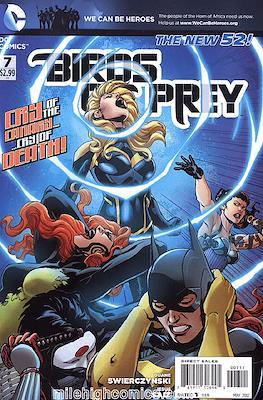 Birds of Prey Vol. 3 (2011-2014) #7