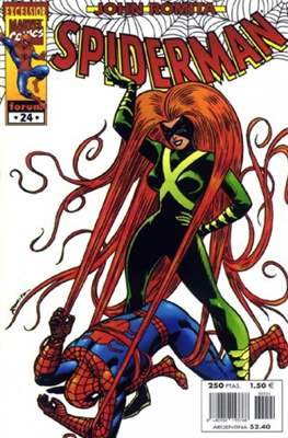 Spiderman de John Romita (1999-2005) #24