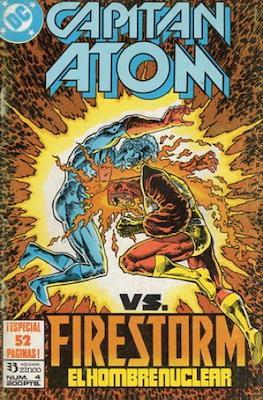 Capitán Atom #4