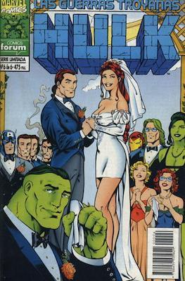 Hulk: Las guerras troyanas (Grapa 48 pp) #6