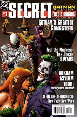 Batman Villains Secret Files & Origins