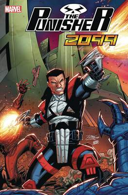 The Punisher 2099 (Variant Cover)