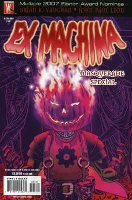 Ex Machina Special (Comic Book) #3