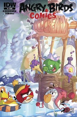 Angry Birds Comics (2016) (Grapa) #1