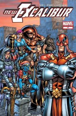 New Excalibur Vol 1 (Comic Book) #11