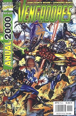 Los Vengadores vol. 3 Especiales (1999-2000) (Grapa. 17x26. 40 páginas. Color. 1998-2005) #2