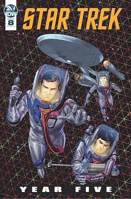 Star Trek: Year Five (Comic Book) #8