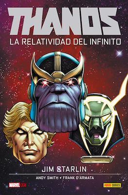 Thanos: La relatividad del infinito (2015). Marvel OGN