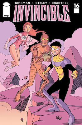 Invincible (Comic-book) #16