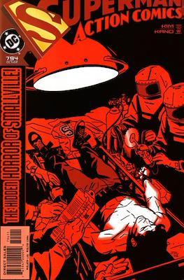Action Comics Vol. 1 (1938-2011; 2016-) (Comic Book) #794