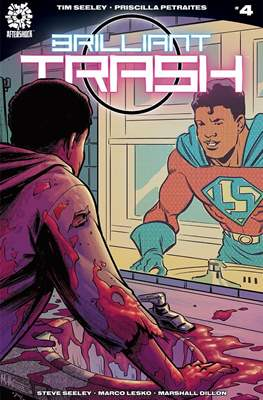 Brilliant Trash (Comic-book) #4