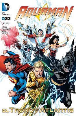 Aquaman. Nuevo Universo DC / Renacimiento (Rústica 72-144 pp) #4