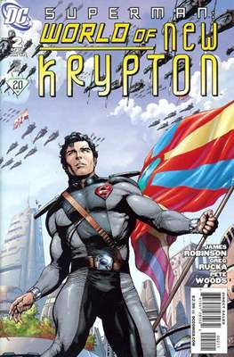Superman: World of New Krypton (2009-2010) (Grapa) #2
