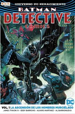 Batman: Detective Comics (Tomos recopilatorios) #1