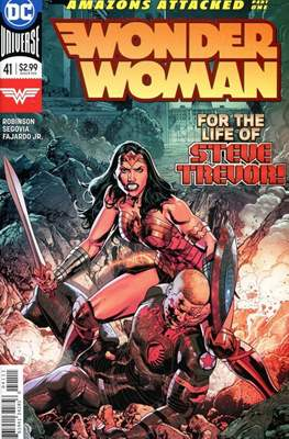 Wonder Woman Vol. 5 (2016-) (Comic book) #41