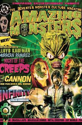 Amazing Monsters #9
