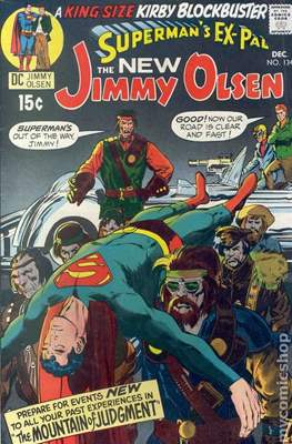 Superman's Pal, Jimmy Olsen / The Superman Family (Grapa,) #134