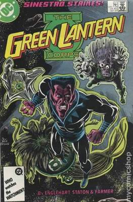 Green Lantern Vol. 1 (1960-1988) (Comic Book) #217