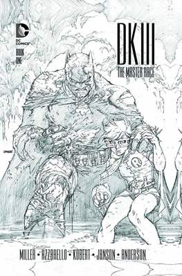 Dark Knight III: The Master Race (Hardcover) #1