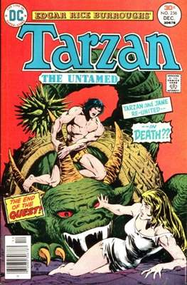 Tarzan (Comic-book) #256