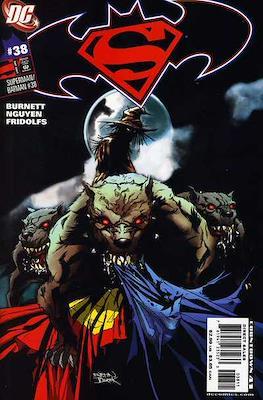 Superman / Batman (2003-2011) (saddle-stitched) #38