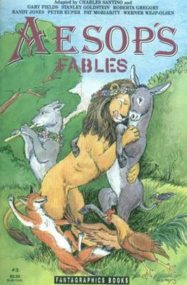 Aesop's Fables #3