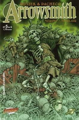 Arrowsmith (2004) (Grapa 24-28 pp) #5