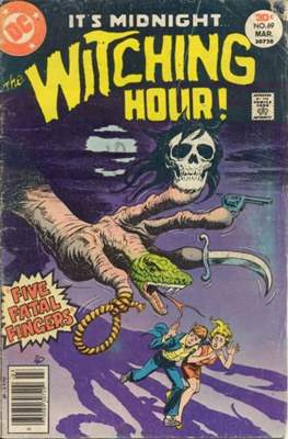 The Witching Hour Vol.1 (Comic Book) #69
