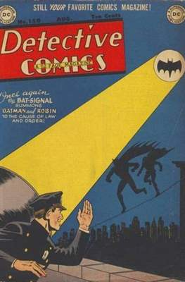 Detective Comics Vol. 1 (1937-2011; 2016-) (Comic Book) #150