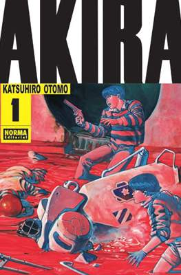 Akira Edición Original (Rústica con sobrecubierta) #1