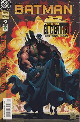 Batman: Tierra de nadie (Grapa) #3
