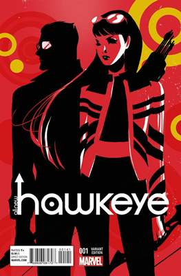 All New Hawkeye Vol.1 (2015- Variant Covers) #1.2