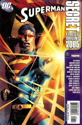 Superman Secret Files & Origins 2005