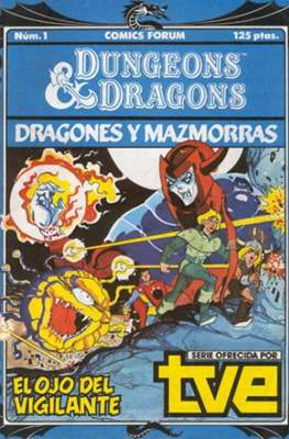 Dungeons and dragons. Dragones y mazmorras #1