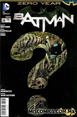 Batman (2012-2017) (Grapa) #28