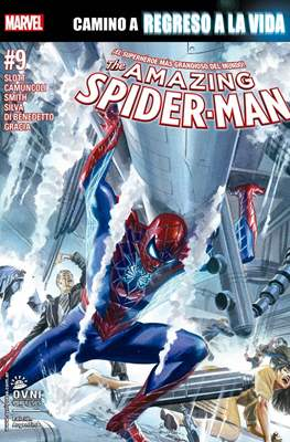 The Amazing Spider-Man Vol. 2 (Grapa 32 pp) #9
