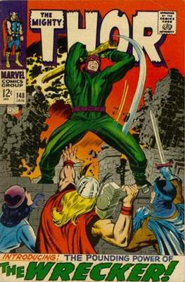 Journey into Mystery / Thor Vol 1 #148