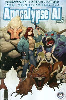 Apocalypse Al (Variant Cover) #3
