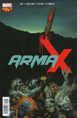 Arma X (2017-2019) (Grapa) #19