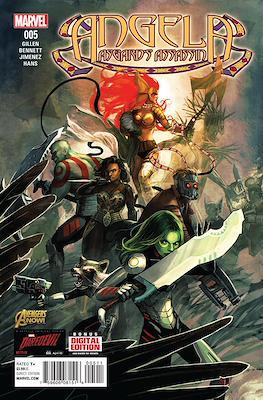 Angela: Asgard's Assassin Vol 1 #5