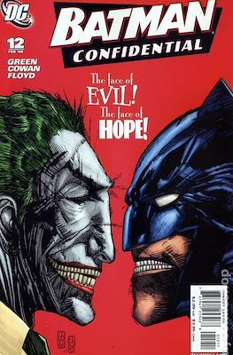 Batman Confidential (2007-2011) (Comic Book) #12
