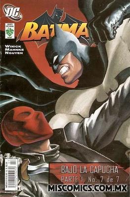 Batman. Bajo la capucha parte 1 #7